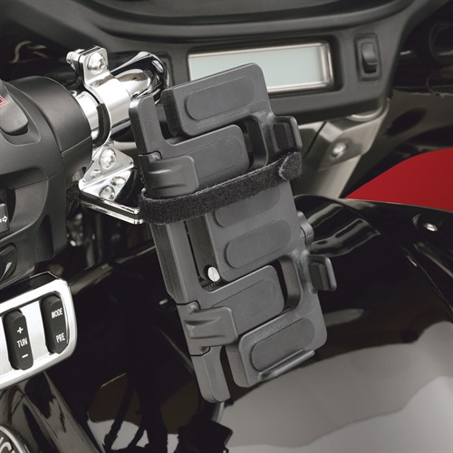 GPS-Phone Holder and Strap on Victory