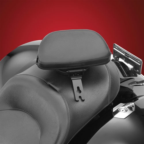 Smart Mount Removable Backrest on Victory Seat