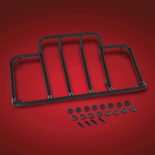 Black Luggage Rack for Indian