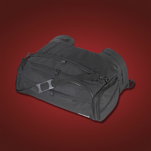 Touring Luggage Rack Bag Back