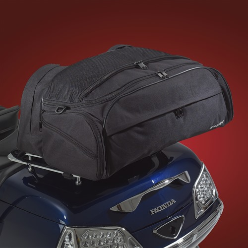 Touring Luggage Rack Bag on Bike