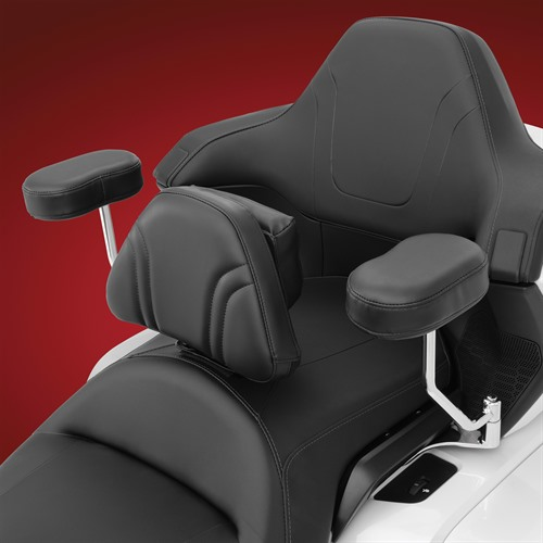 Deluxe Armrests For 2018 Goldwing
