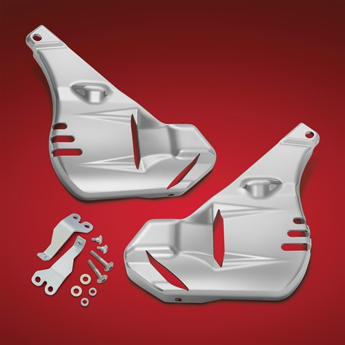 Chrome Caliper Covers For GL1800 (2018-)