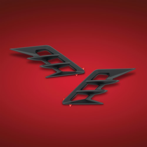 Front Fender Vent Fillers for GL1800 Gold Wing