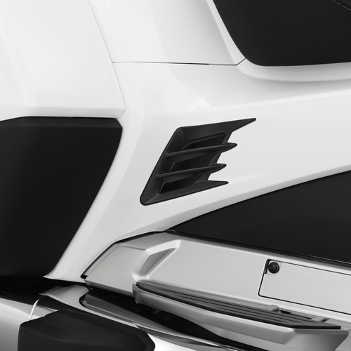 Side Panel Vent Accents for GL1800 Gold Wing