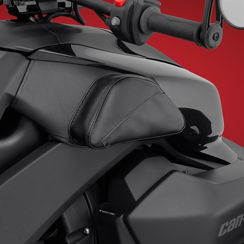 Right Tank Pouch on Can-Am Ryker