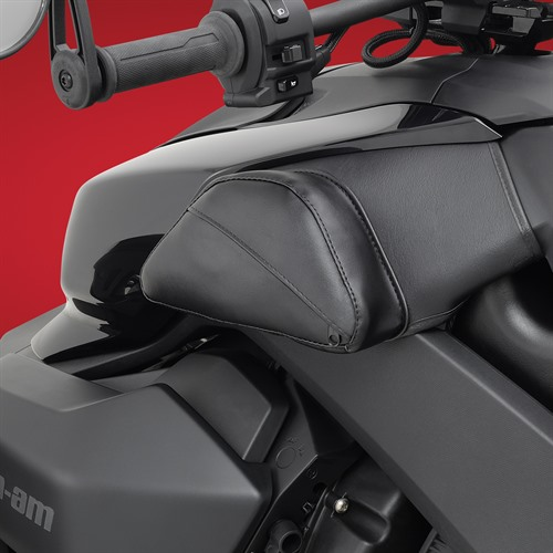 Left Tank Pouch on Can-Am Ryker