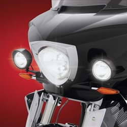 Form Follows Function on New Focus™ Driving Light