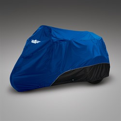TRIKE COVER BLUE/BLACK