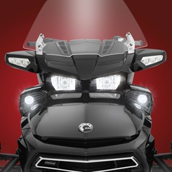 Fog Lights for Can-Am F3 by Big Bike Parts®