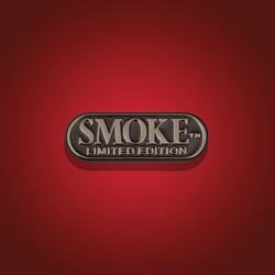 SMOKE LIMITED EDITION BADGE