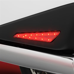 LED Visibility Adds to Safety of GL1800 Goldwing
