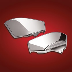 ABS CHROME SIDE COVERS VTX1800