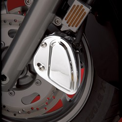 STEPPED FRONT CALIPER COVER