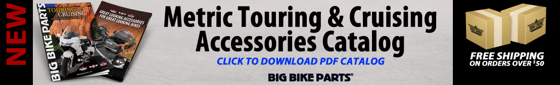Metric Touring and Crusing Catalog -  